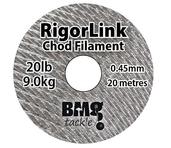 BMG Tackle RigorLink Bristle Filament 20lb